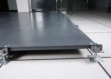 China High Mechanic Strength OA Floor Cement Infilled Office Steel Raised Floor factory