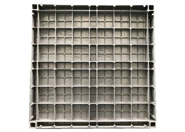 Die Casting Raised Access Floor System Raised Up Aluminum Grating Raised Access Floor