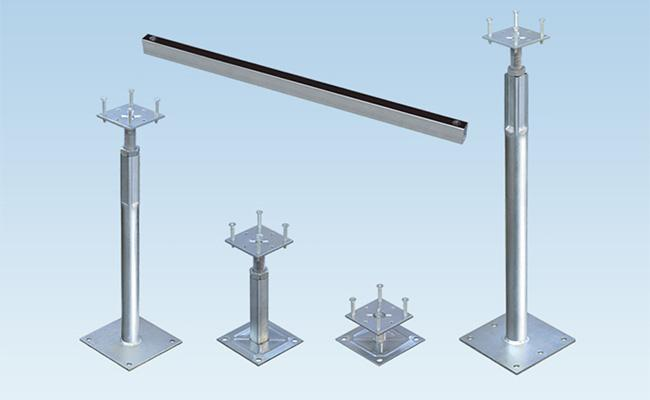 Strong Raised Floor Accessories Steel Raised Floor Support Pedestal